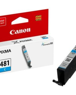 CANON CLI-481 C – CYAN – 304 pages @ 5%